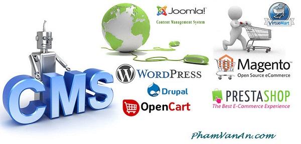 Để làm website bạn cần có những gì 3