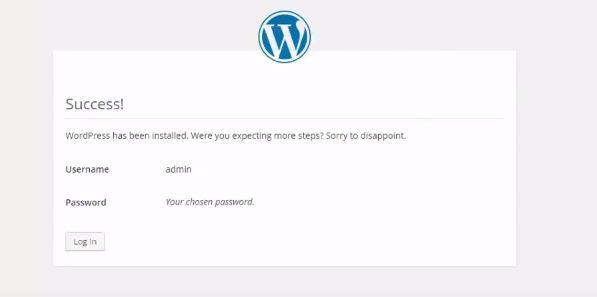 huong dan cai dat mot website wordpress 8